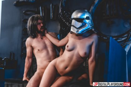 Lily Labeau - Star Wars: The Last Temptation A DP XXX Parody Scene 4 | artporn 365 days video in hd 720p