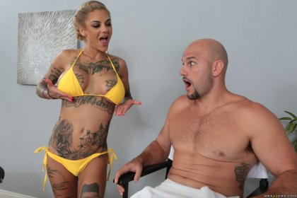 Bonnie Rotten - A Massage For Bonnie, Appetite for Destruction | mp4 porn video on ebuxxx