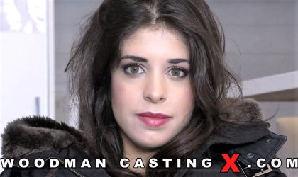 Emma Wild - Beautiful Frenchwoman at Woodman's Casting | artporn 365 days video in hd 720p