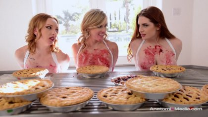 Veronica Vain, Sasha Heart, Katy Kiss - Messy Girls 3 Pie Whores | artporn 365 days video in hd 720p