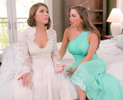 Adriana Chechik, Abigail Mac - Before The Wedding | artporn 365 days video in hd 720p