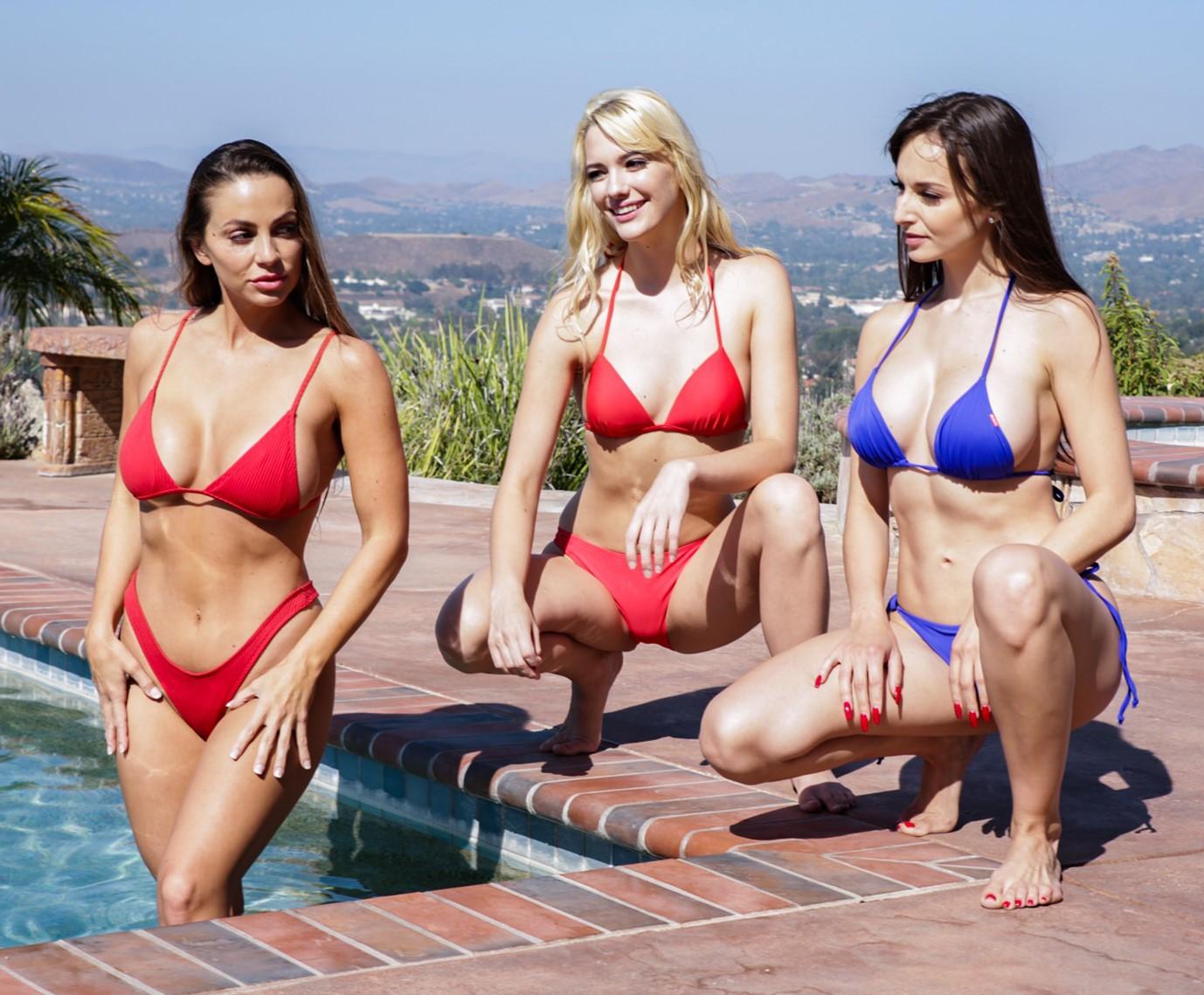Abigail Mac, Kenna James, Lexi Luna - Instructor HD 720p