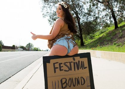 Angela White - Festival Bound | artporn 365 days video in hd 720p