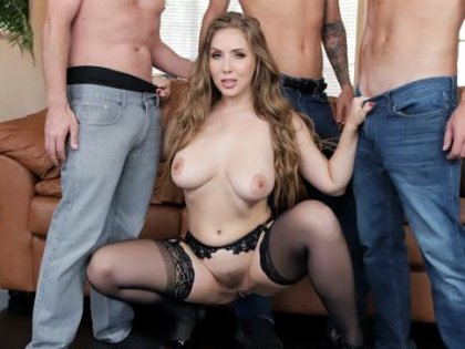 Lena Paul - Takes On Three Dicks | artporn 365 days video in hd 720p