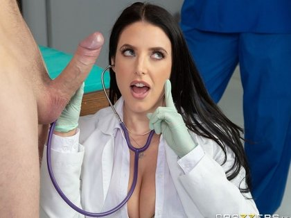 Angela White - Dr. Angela White's Experiment | artporn 365 days video in hd 720p