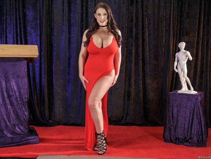 Angela White - Busty at Auction | artporn 365 days video in hd 720p