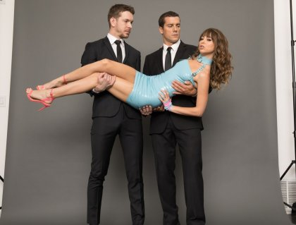 Riley Reid - Men in Black want Riley | artporn 365 days video in hd 720p