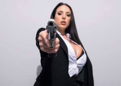 Angela White - A Chic Girl And A Hooligan | artporn 365 days video in hd 720p