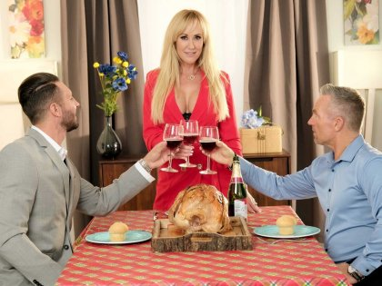 Brandi Love - Dinner And Seduction | artporn 365 days video in hd 720p